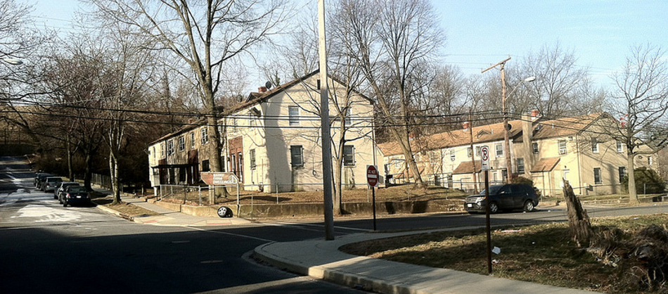 Ward 8: Demolition of Historic Barry Farm
