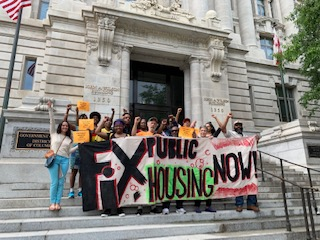 #FixPublicHousing now!